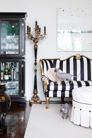 Eclectic Vintage Apartment