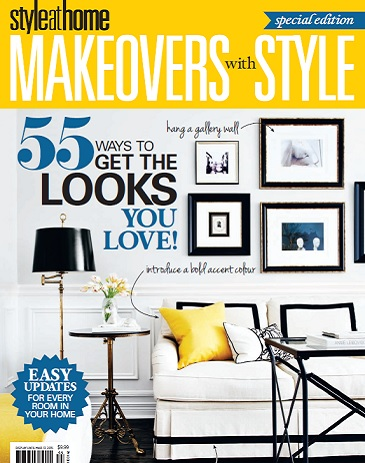 Style At Home 2014 Makeover Issue