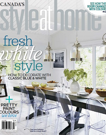 Style At Home July 2013
