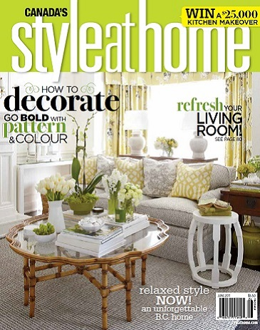 Style At Home June 2011