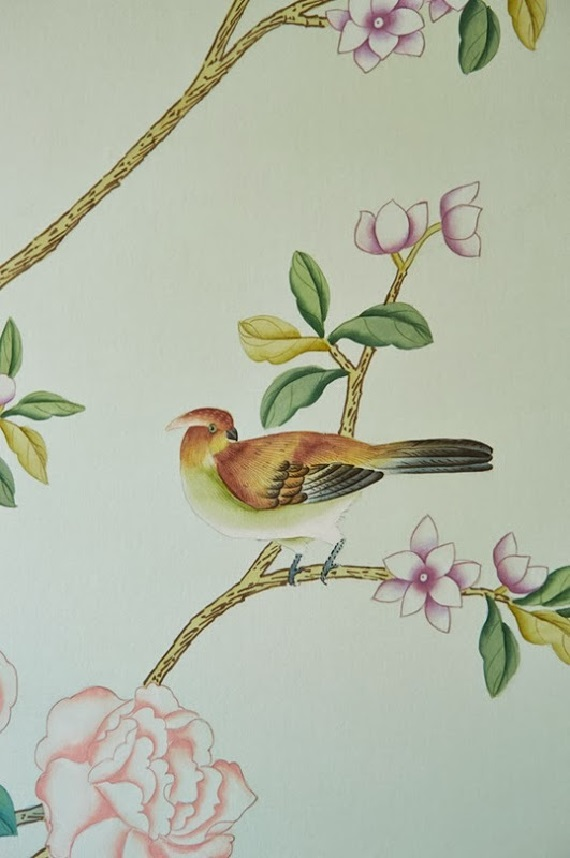 Ive Always Been A Hard Core Fan Of Chinoiserie Design And Have Admired The Handiwork Companies Like Gracie De Gournay But My Passion For This Type