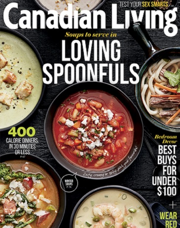 Canadian Living February 2016