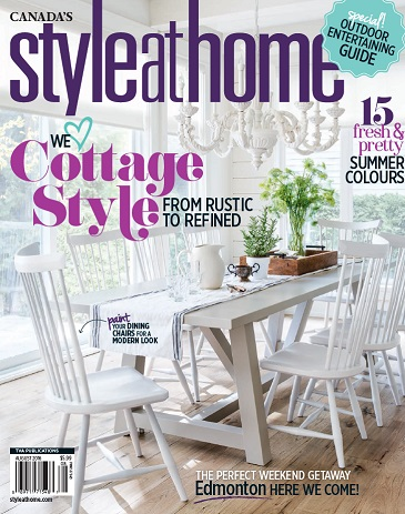 Style At Home August 2016
